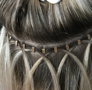 Hair extensions gold coast range hair candy shop australia hair extensions gold coast range flattrackweave extension pmusecretfo Image collections